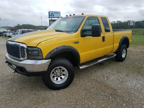 1999 Ford F-250 Super Duty for sale in Logan, OH
