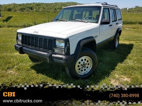 1993 Jeep Cherokee for sale in Logan, OH