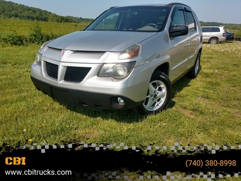 2005 Pontiac Aztek for sale in Logan, OH