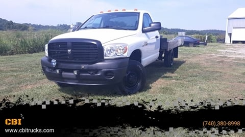 2009 Dodge Ram Chassis 3500 for sale in Logan, OH