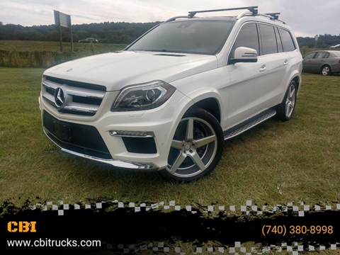 2014 Mercedes-Benz GL-Class for sale in Logan, OH
