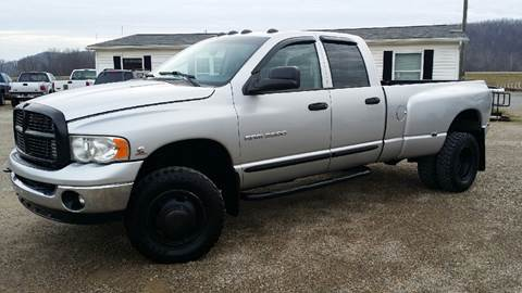 2005 Dodge Ram Pickup 3500 for sale in Logan, OH