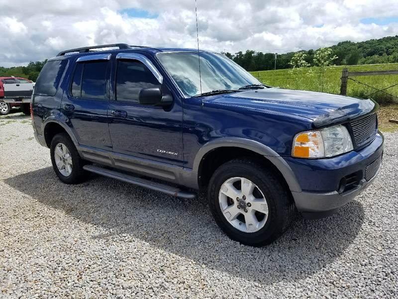 2004 Ford Explorer 4dr XLT 4WD SUV - Logan OH
