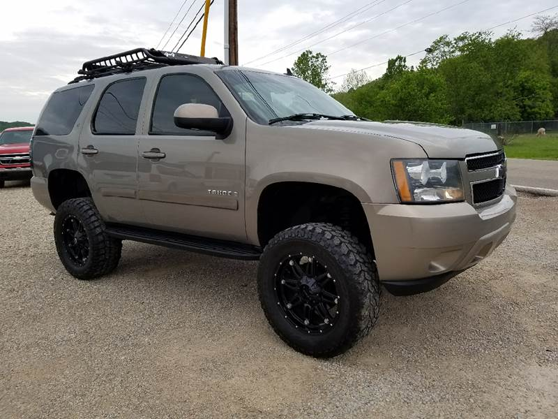 2007 Chevrolet Tahoe LT 4dr SUV 4WD - Logan OH
