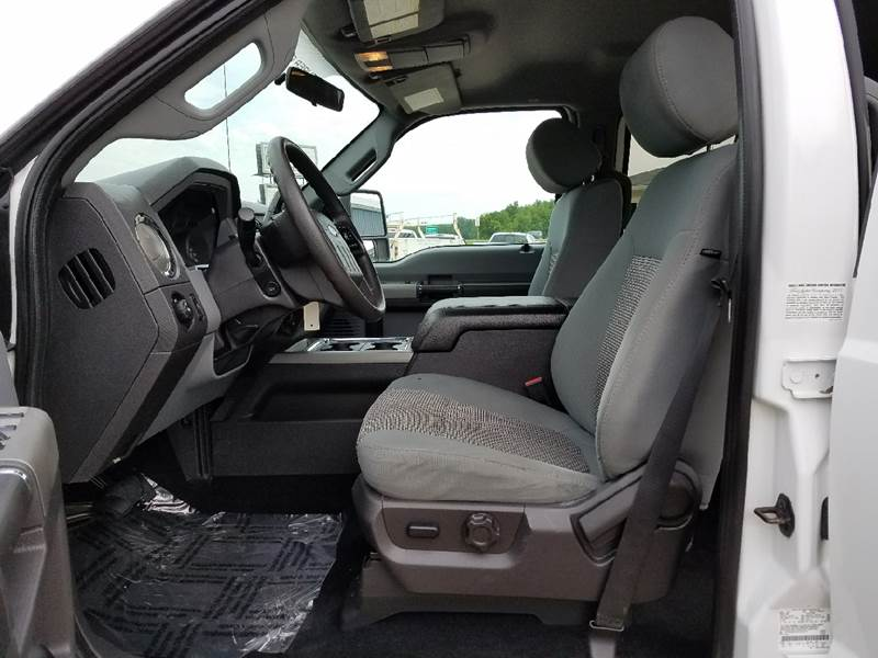 2012 Ford F-350 Super Duty 4x4 XLT 4dr Crew Cab 8 ft. LB SRW Pickup - Logan OH