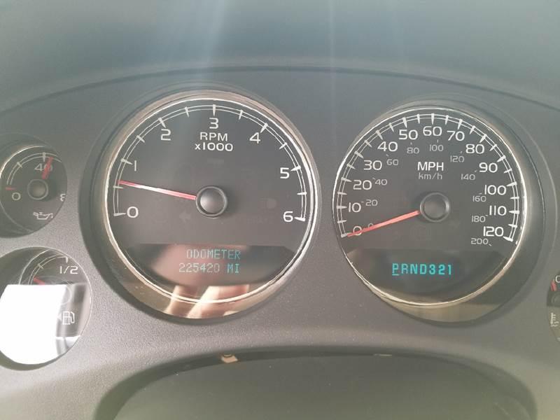 2007 Chevrolet Suburban LT 1500 4dr SUV 4WD - Logan OH
