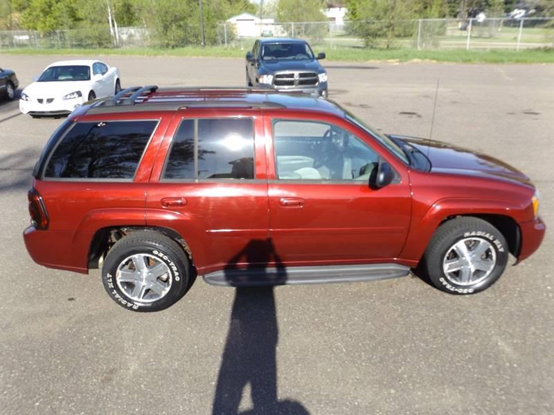2007 Chevrolet TrailBlazer LT 4dr SUV 4WD - Ham Lake MN