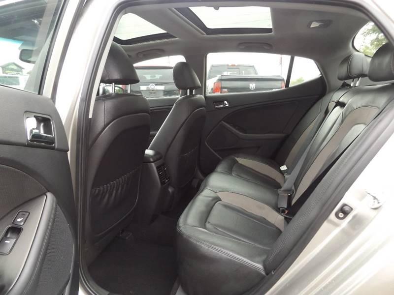 2012 Kia Optima Hybrid LX 4dr Sedan - Ham Lake MN