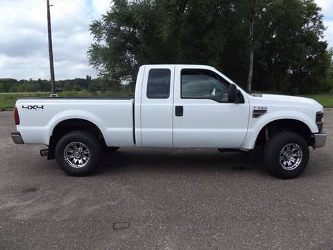 2008 Ford F-250 Super Duty for sale in Ham Lake, MN