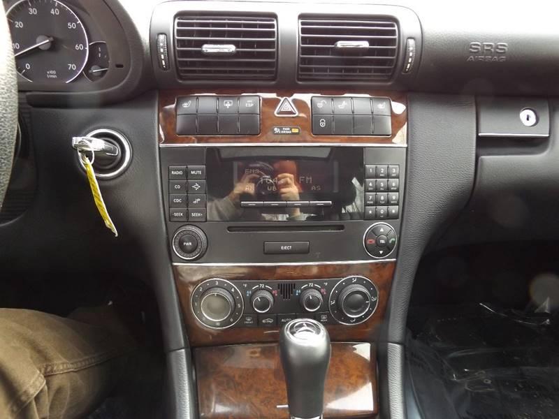 2007 Mercedes-Benz C-Class C 280 Luxury 4MATIC AWD 4dr Sedan - Ham Lake MN