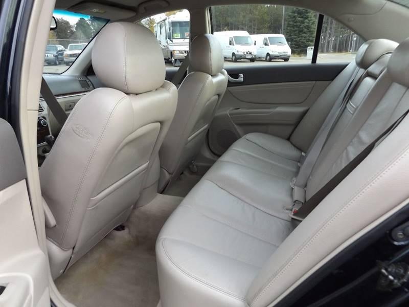 2006 Hyundai Sonata GLS V6 4dr Sedan - Ham Lake MN