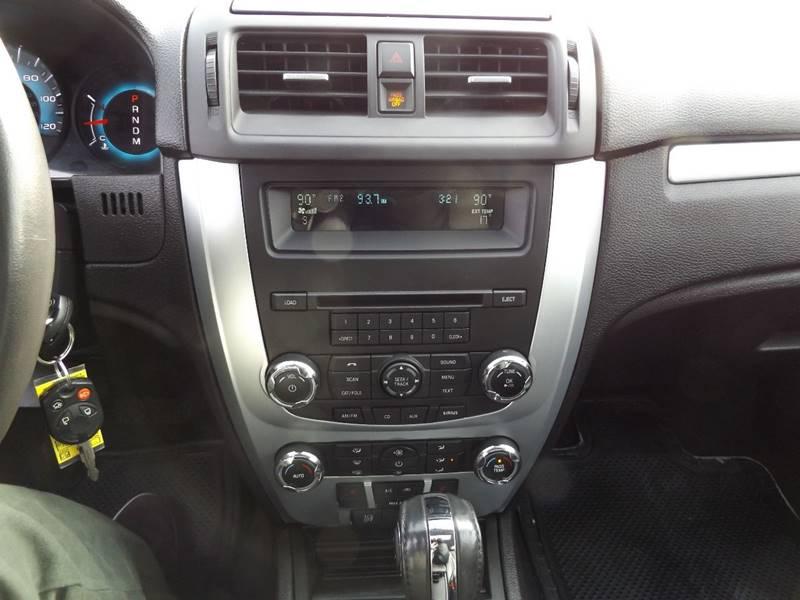 2012 Ford Fusion SEL 4dr Sedan - Ham Lake MN