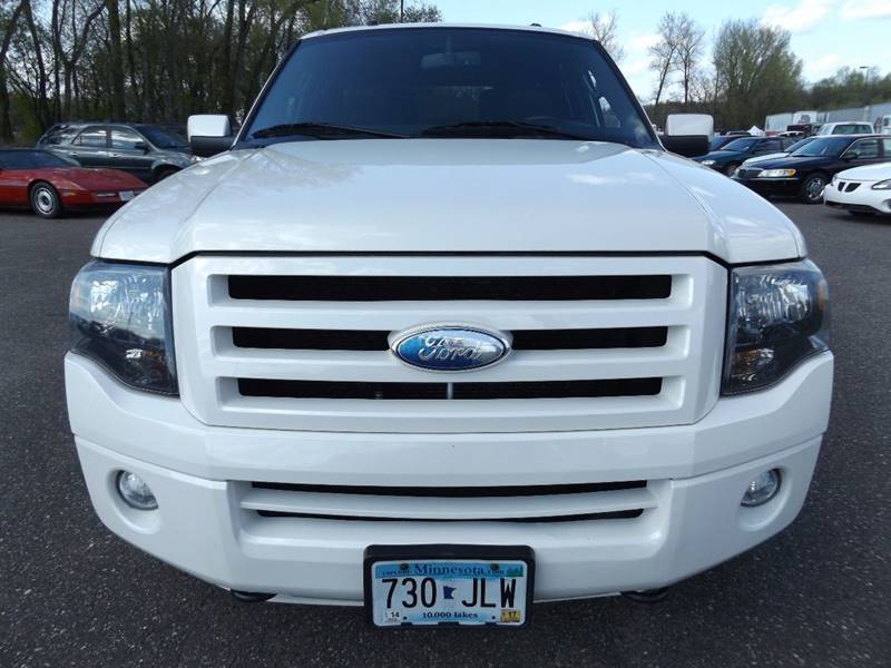 2007 Ford Expedition Limited 4dr SUV 4x4 - Ham Lake MN
