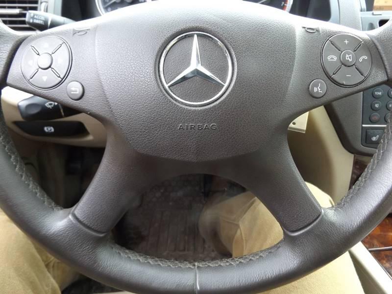 2009 Mercedes-Benz C-Class C300 Sport 4MATIC AWD 4dr Sedan - Ham Lake MN