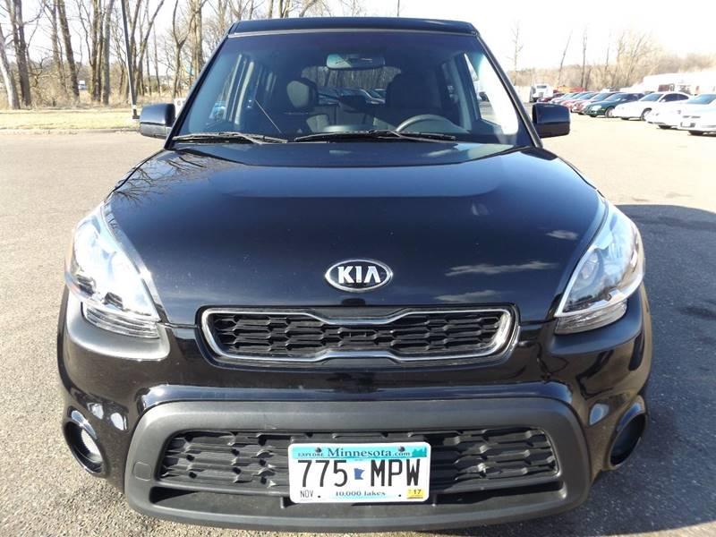 2013 Kia Soul 4dr Wagon 6A - Ham Lake MN
