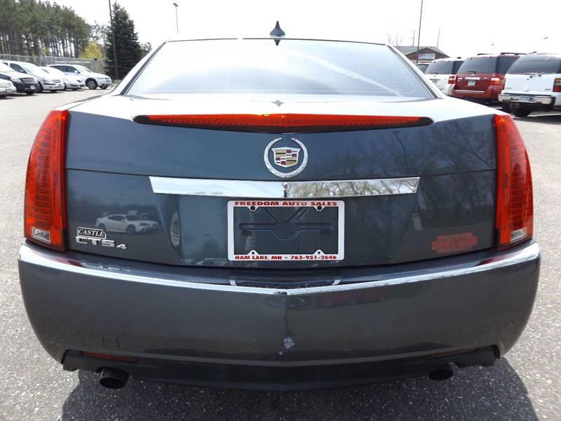 2010 Cadillac CTS AWD 3.0L V6 4dr Sedan - Ham Lake MN
