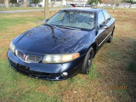 2003 Pontiac Bonneville for sale in Laurel, DE