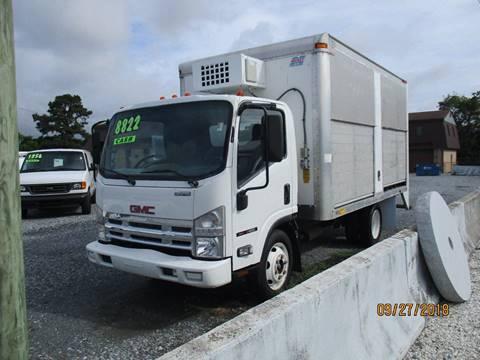 2008 GMC W4500 for sale in Seaford, DE