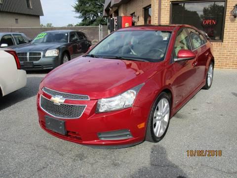 2012 Chevrolet Cruze For Sale In Laurel, DE