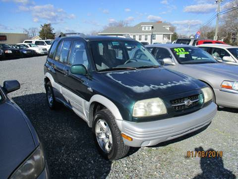 2000 Suzuki Grand Vitara for sale in Laurel, DE