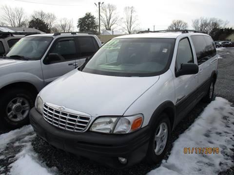 2003 Pontiac Montana for sale in Laurel, DE