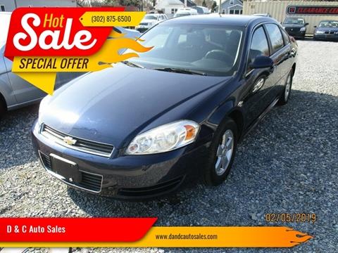 2011 Chevrolet Impala for sale in Laurel, DE