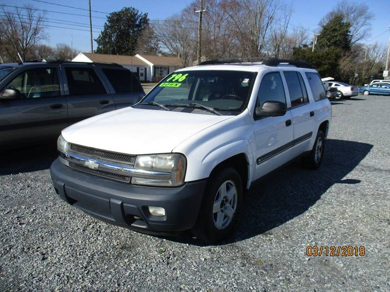 2002 trailblazer ext lt