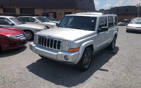 2007 Jeep Commander for sale in Laurel, DE