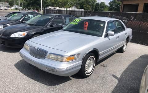 1997 Mercury Grand Marquis for sale in Laurel, DE