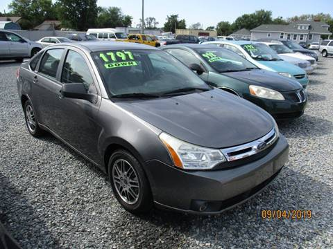 2010 Ford Focus for sale in Seaford, DE