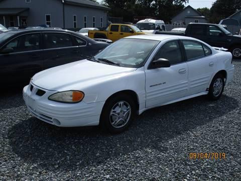 2001 Pontiac Grand Am for sale in Laurel, DE
