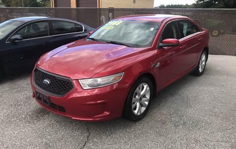 2012 Ford Taurus for sale in Laurel, DE