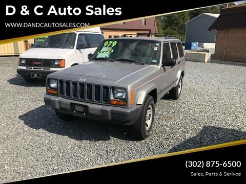 2000 Jeep Cherokee for sale in Laurel, DE