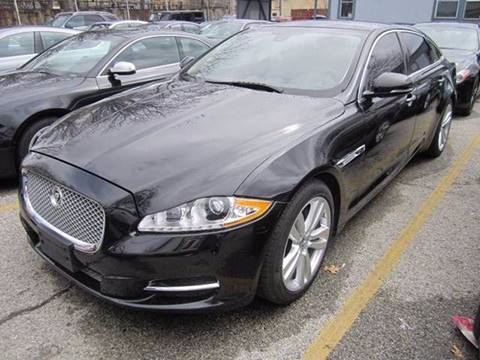 2013 Jaguar XJL for sale in Long Island City, NY