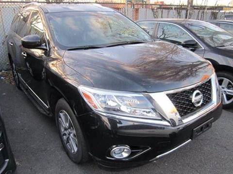 2015 Nissan Pathfinder for sale in Long Island City, NY