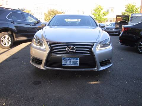 2013 Lexus LS 460 for sale in Long Island City, NY