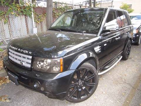 2006 Land Rover Range Rover Sport for sale in Long Island City, NY