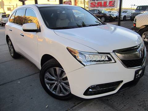 2014 Acura MDX for sale in Long Island City, NY