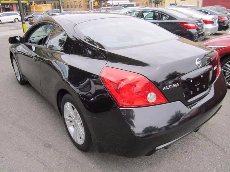 2013 Nissan Altima 2.5 S 2dr Coupe In Long Island City NY - LUXURY ...