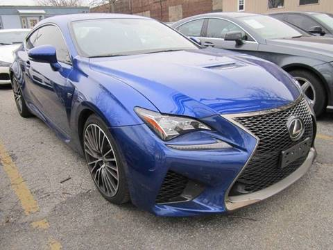 2015 Lexus Rc F For Sale In Greenville Sc Carsforsale
