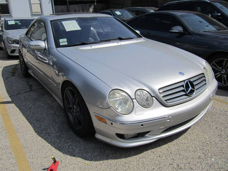 2006 Mercedes Benz CL Class CL 500 2dr Coupe   Long Island City NY