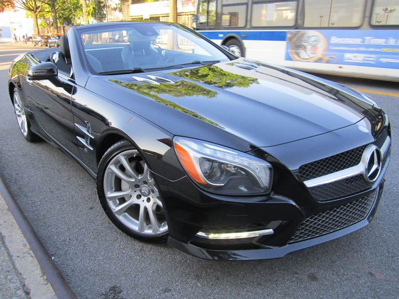 2015 Mercedes Benz SL Class SL 400 2dr Convertible   Long Island City NY