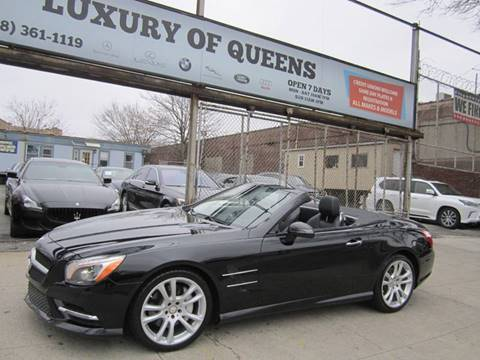 2015 Mercedes-Benz SL-Class for sale in Long Island City, NY