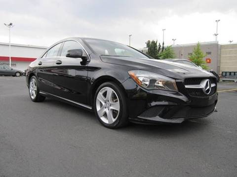 2015 Mercedes Benz CLA For Sale In Long Island City, NY
