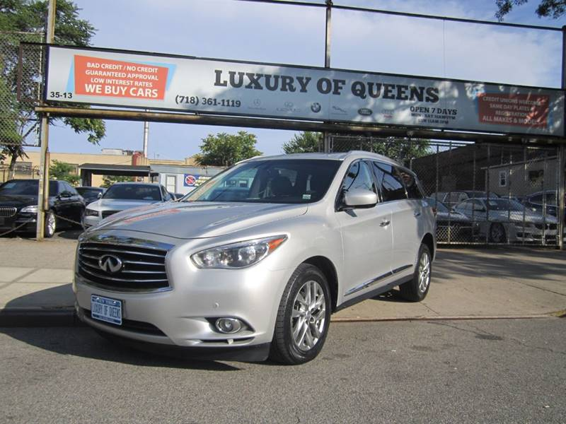 2013 Infiniti Jx35 Awd 4dr Suv In Long Island City Ny Luxury Of Queens