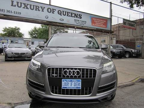 Audi Used Cars Bad Credit Auto Loans For Sale Long Island City - Audi queens