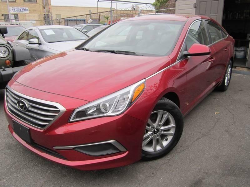 Hyundai Long Island City >> 2016 Hyundai Sonata 4dr Sedan In Long Island City Ny Luxury Of Queens