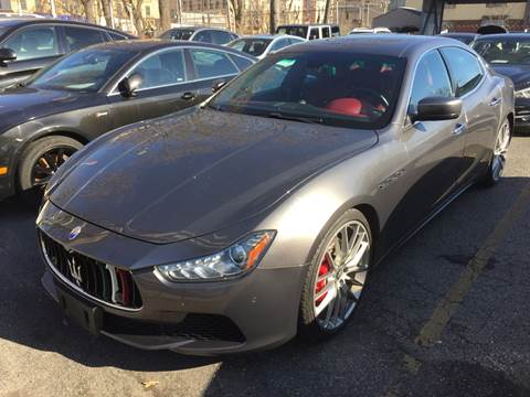 2014 maserati ghibli for sale in new york - carsforsale®