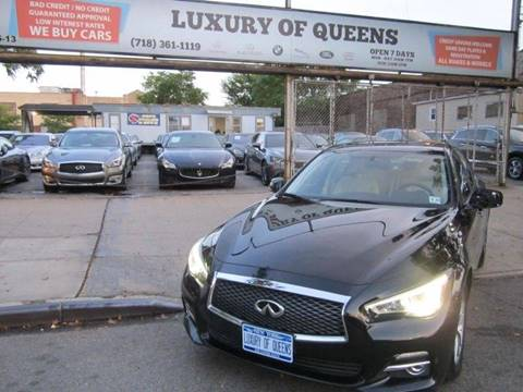 2014 Infiniti Q50 Hybrid for sale in Long Island City, NY