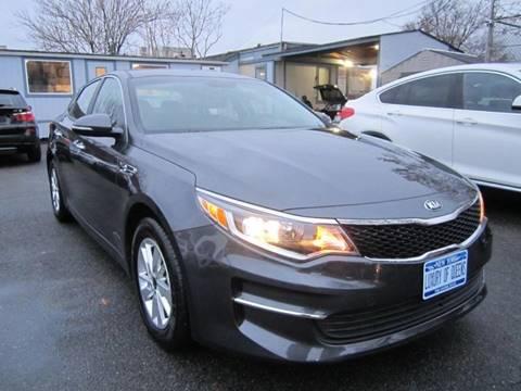 2018 Kia Optima for sale in Long Island City, NY